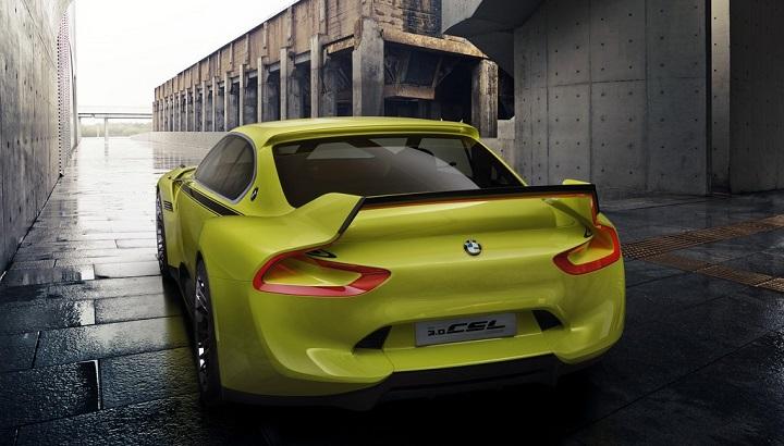 BMW 30 CSL zaga