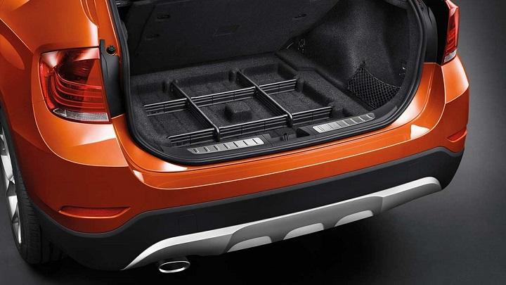 BMW X1 maletero