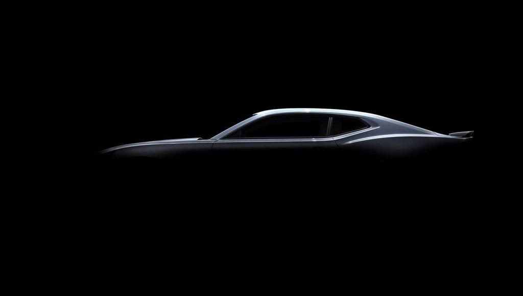 Chevrolet Camaro 2016 teaser