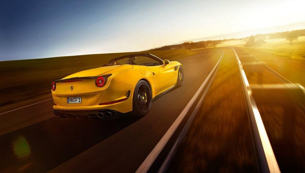 Ferrari California T Novitec 4