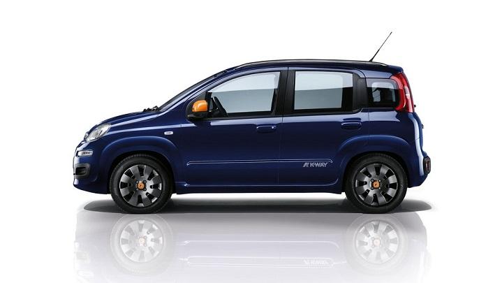 Fiat Panda K-Way 2