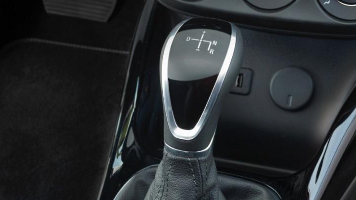 Opel Adam cambio Easytronic