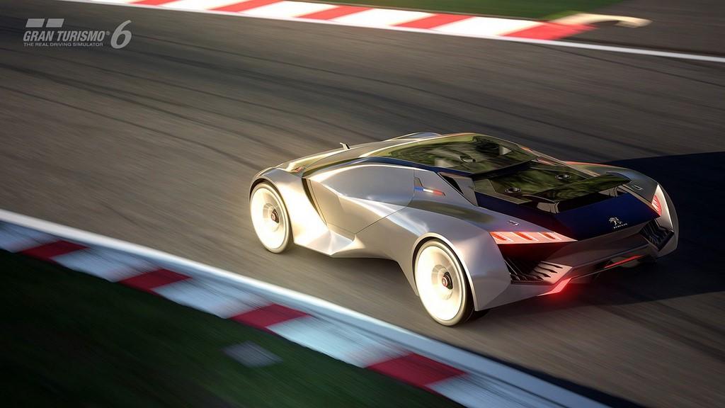 Peugeot Vision Gran Turismo 6
