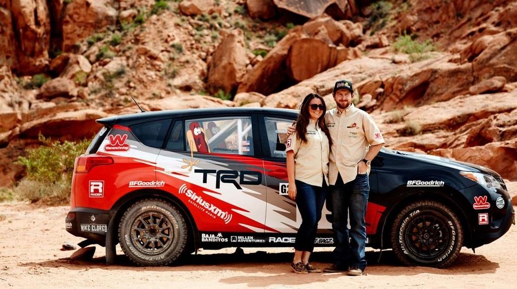 Toyota RAV4 rally 4