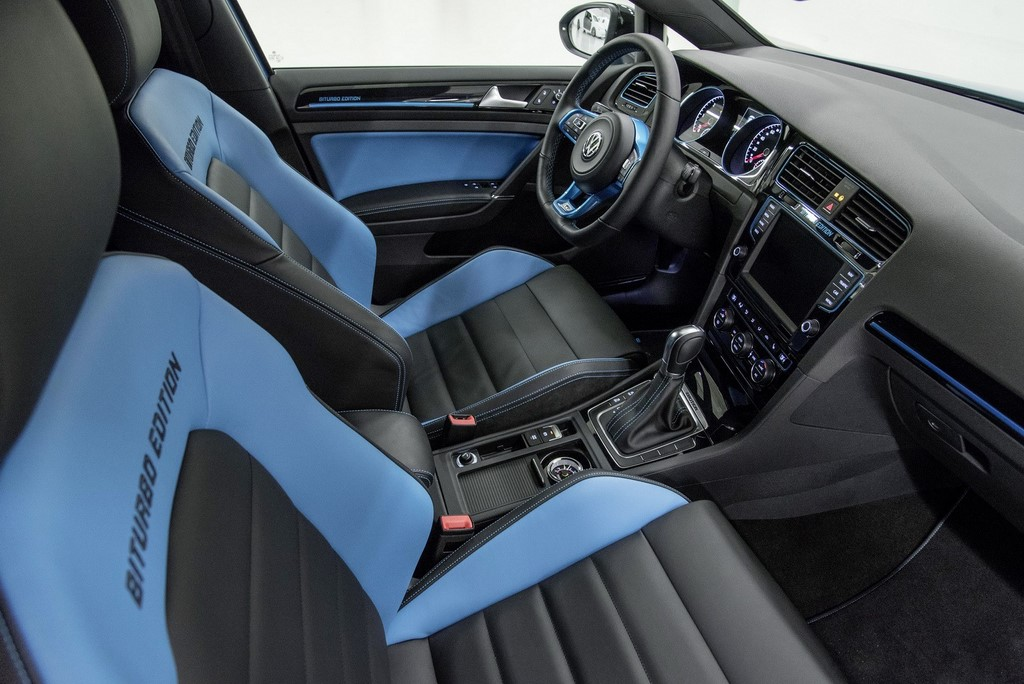 Volkswagen Golf Variant Biturbo 10