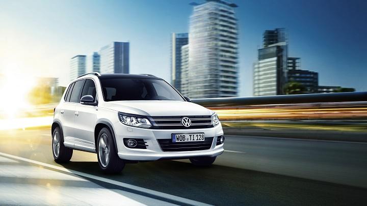 Volkswagen Tiguan Cityscape Limited Edition