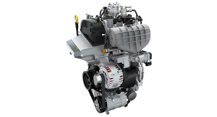 motor de un litro Volkswagen