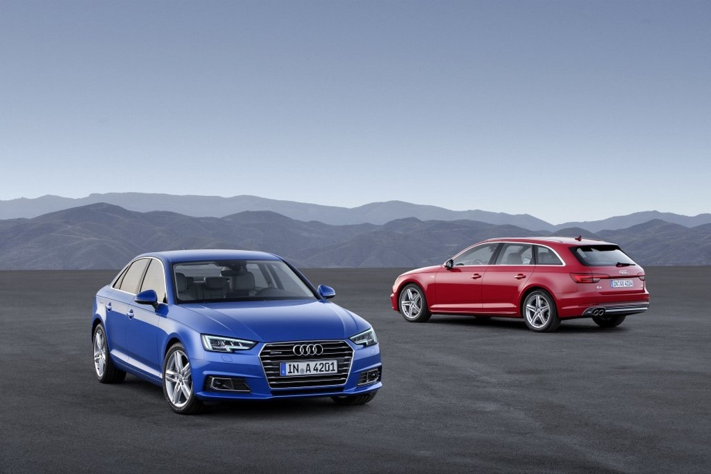 Audi A4 2016 11
