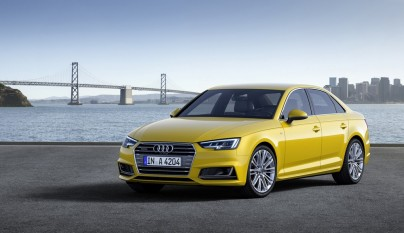Audi A4 2016 13