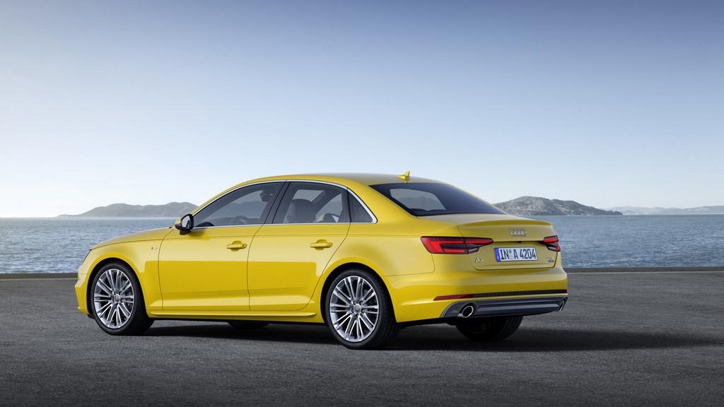 Audi A4 2016 14