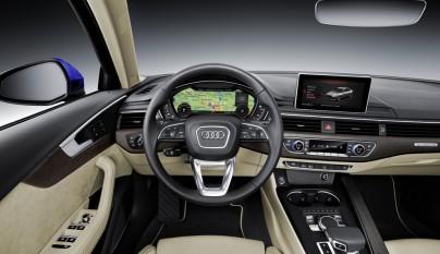 Audi A4 2016 20
