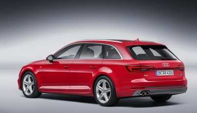 Audi A4 2016 22