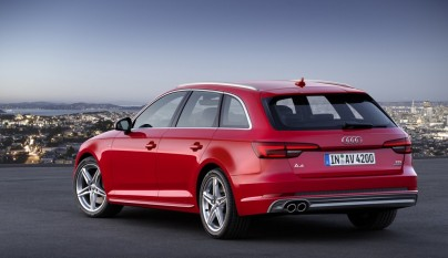 Audi A4 2016 5