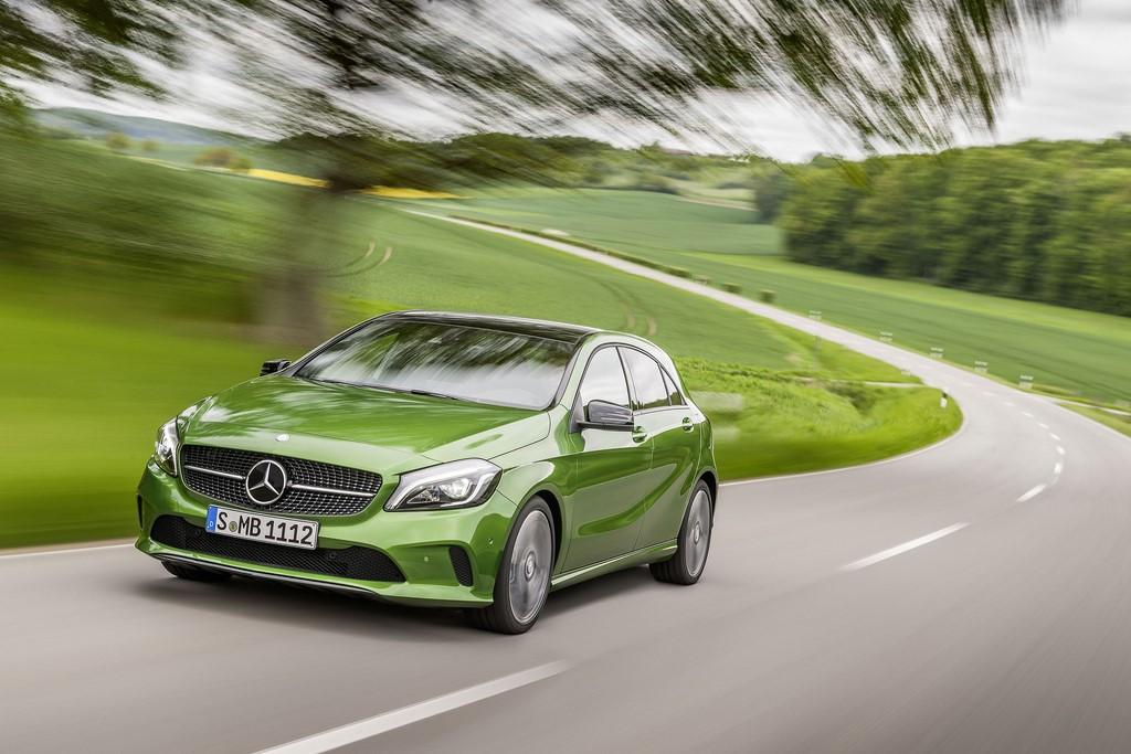 Mercedes-Benz Clase A 2016 3