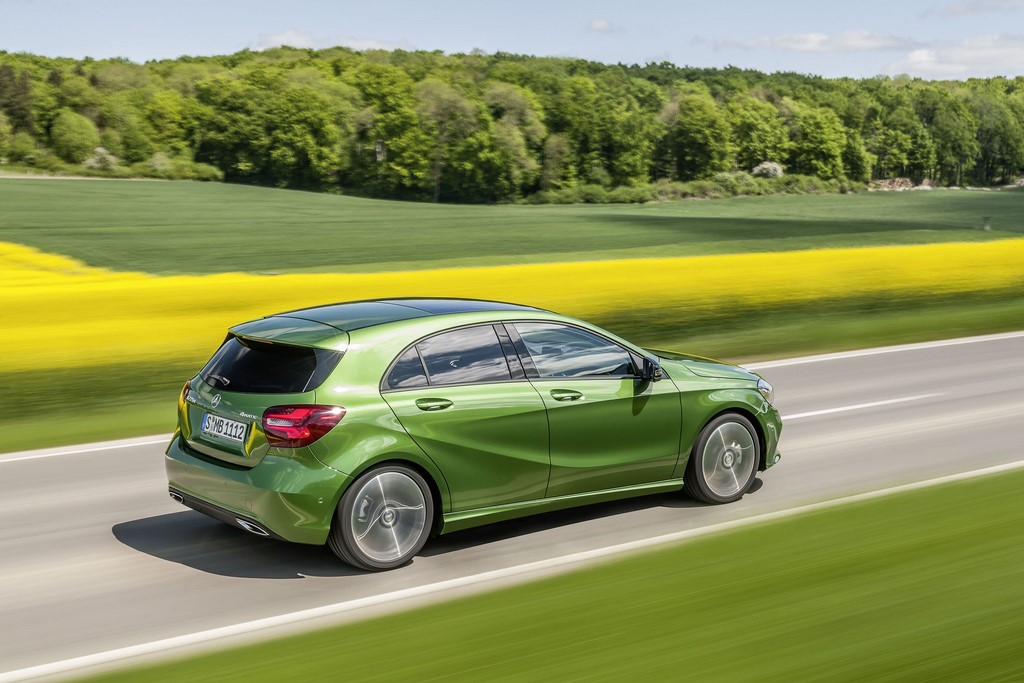 Mercedes-Benz Clase A 2016 4