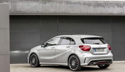 Mercedes-Benz Clase A 2016 6
