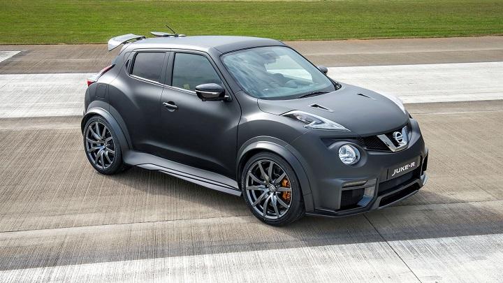 Nissan Juke-R 2