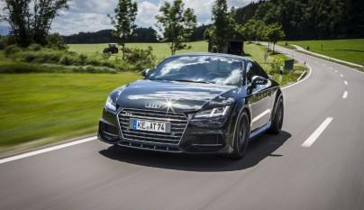 Audi TTS ABT 4