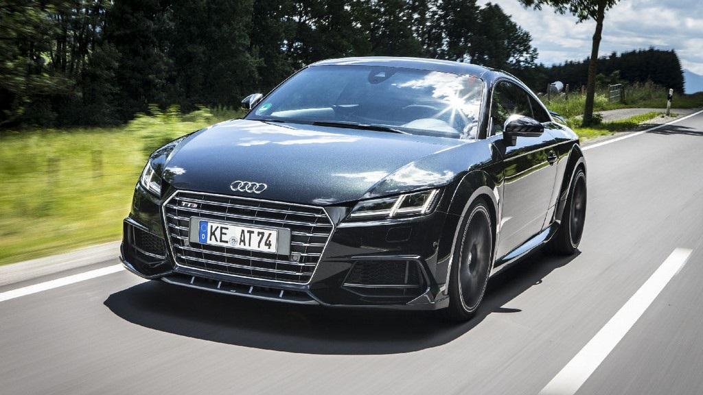 Audi TTS ABT