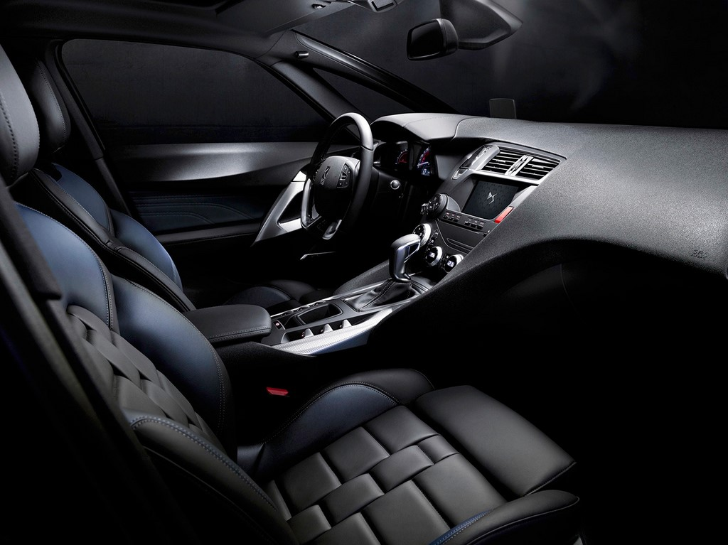 Citroen DS 5 interior