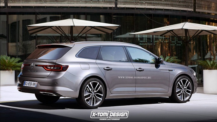 Renault Talisman Grand Tour