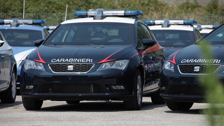 SEAT León Carabinieri