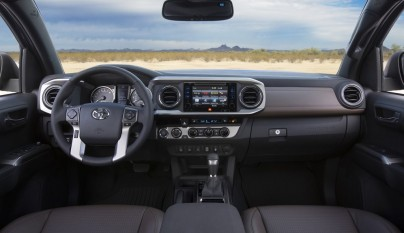 Toyota Tacoma 5