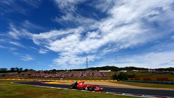 Vettel Hungria
