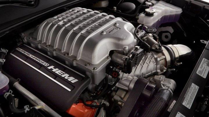 hellcat motor