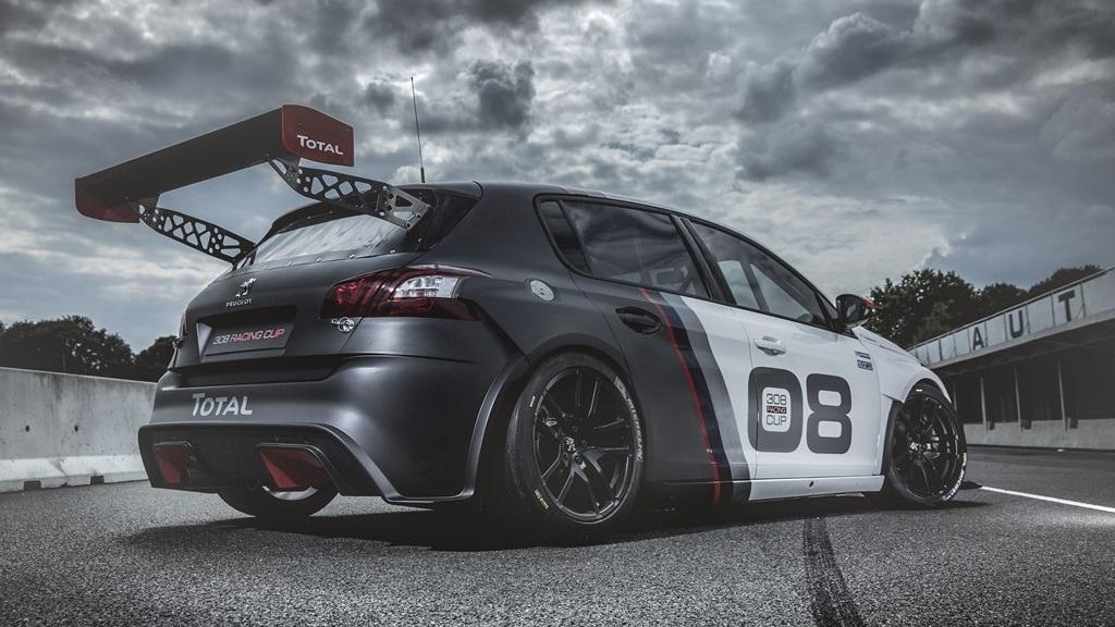 Peugeot 308 Racing Cup 13