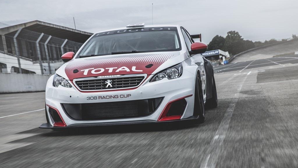 Peugeot 308 Racing Cup 7