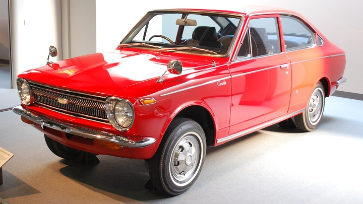 Toyota Corolla primera generacion