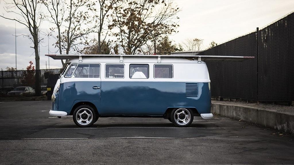Volkswagen Bus solar 8