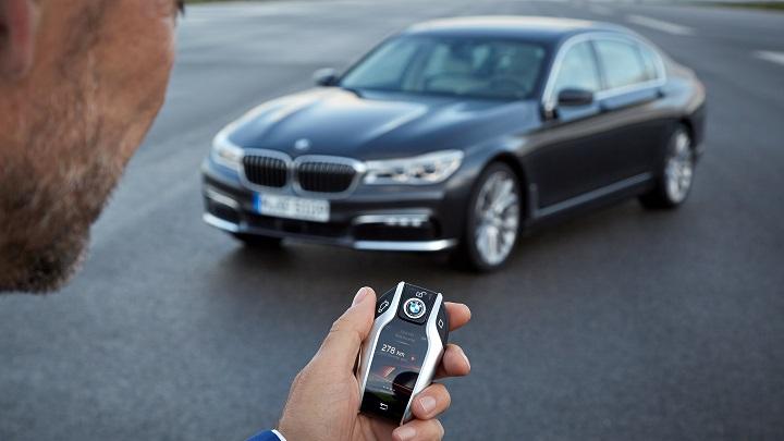 mando BMW Serie 7