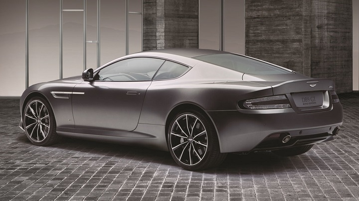 Aston Martin DB9 GT Bond Edition 4