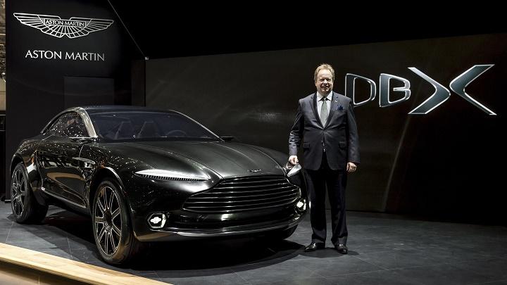 Aston Martin DBX Concept Palmer