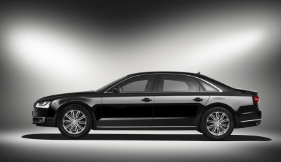 Audi A8 L Security lateral