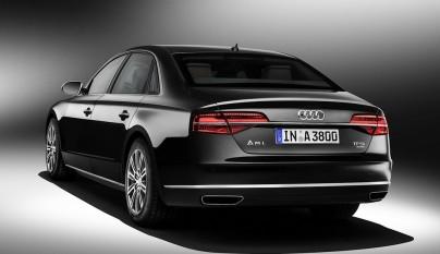 Audi A8 L Security zaga