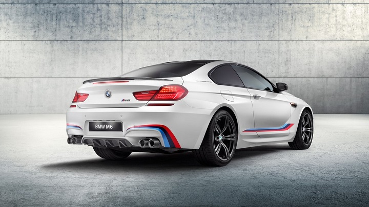 BMW M6 Coupe Competition Edition 4