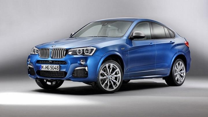 BMW X4 M40i 1