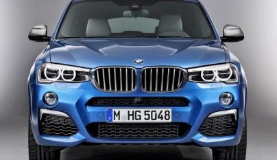 BMW X4 M40i 6