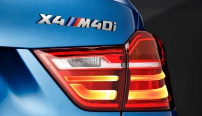 BMW X4 M40i 7