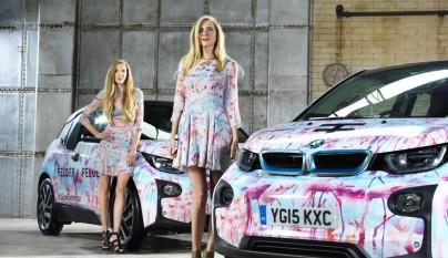 BMW i3 con maquillaje 1
