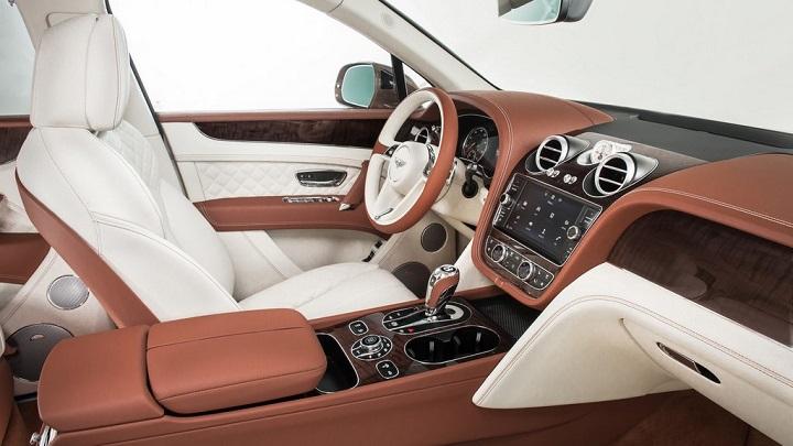 Bentley Bentayga 19