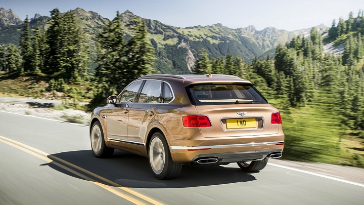 Bentley Bentayga 23