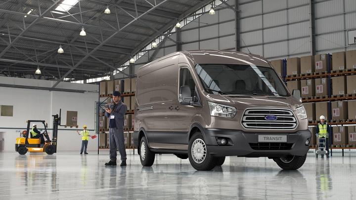 Ford Transit portada