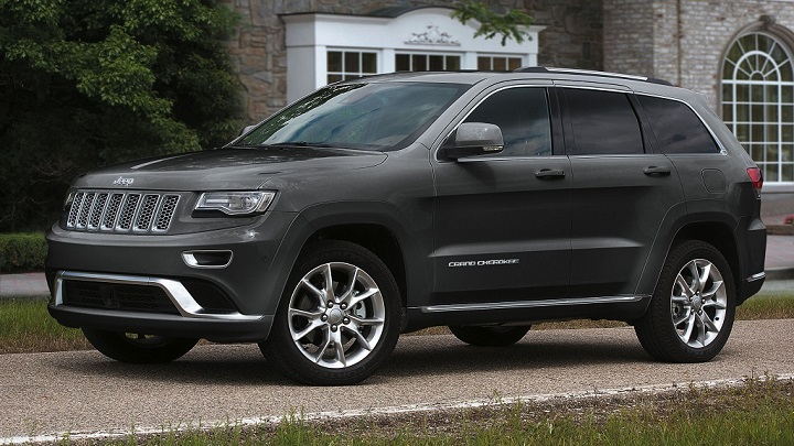 Jeep Grand Cherokee Summit California Edition