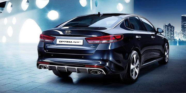 Kia Optima GT 2