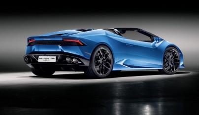 Lamborghini Huracan Spyder 3