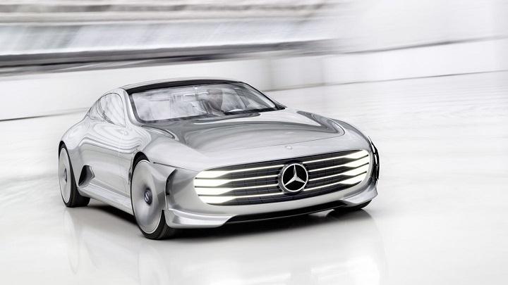 Mercedes-Benz Concept IAA 8